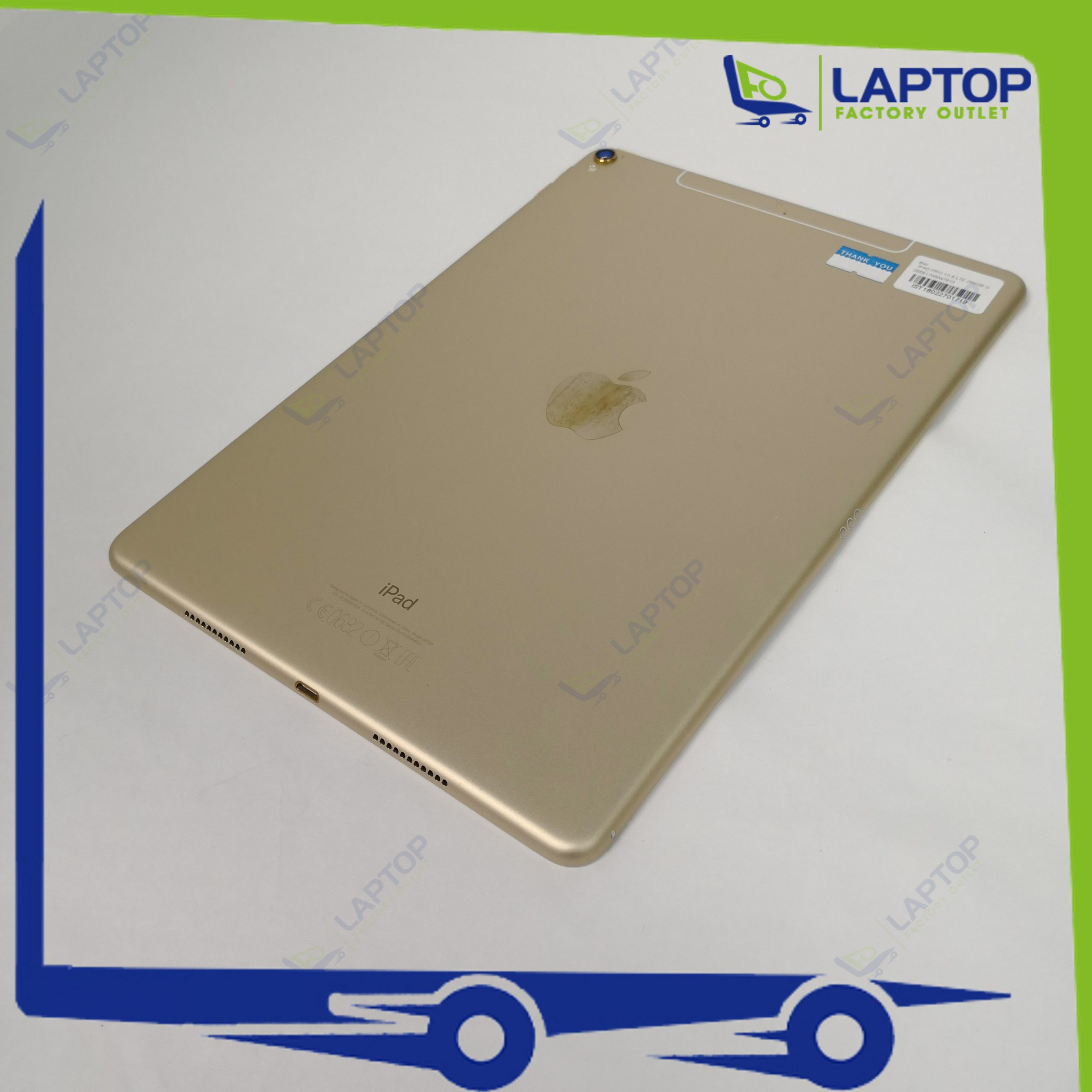 APPLE iPad Pro 10.5 (WiFi+Cellular) 256GB Gold [Preowned]