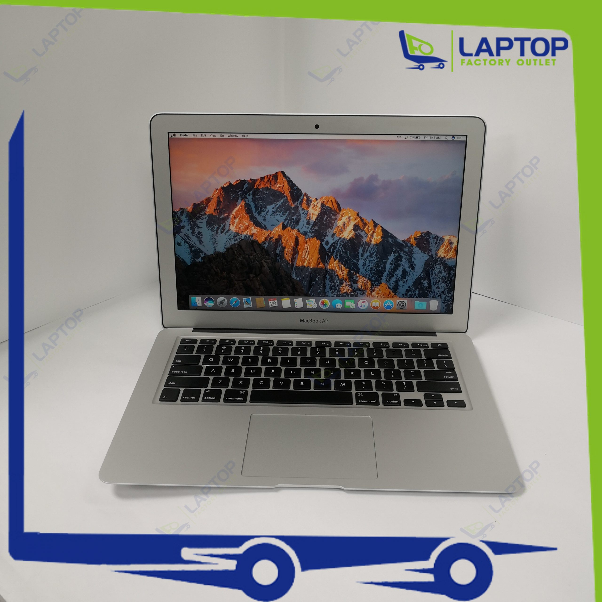 APPLE MacBook Air 13 (i5/4GB/256GB/Early-2015) [Preowned]