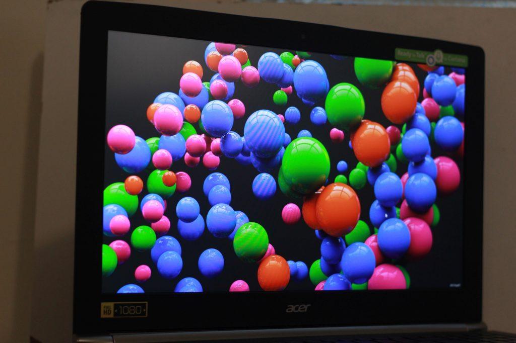 Acer aspire v17 screen