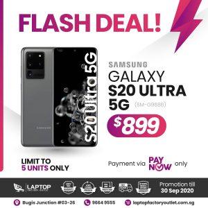 S20 Ultra 5G