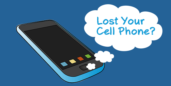 Lost your Phone