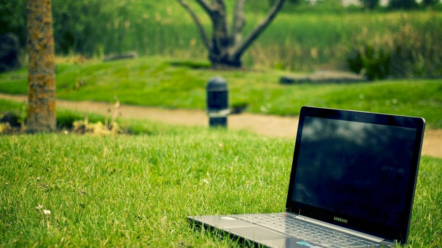 sustainable and ethical laptop