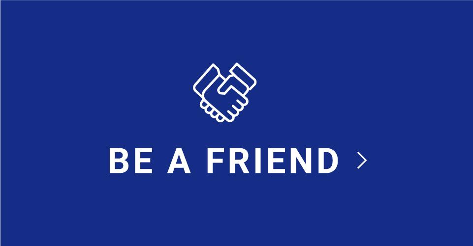 Be a Friend 1