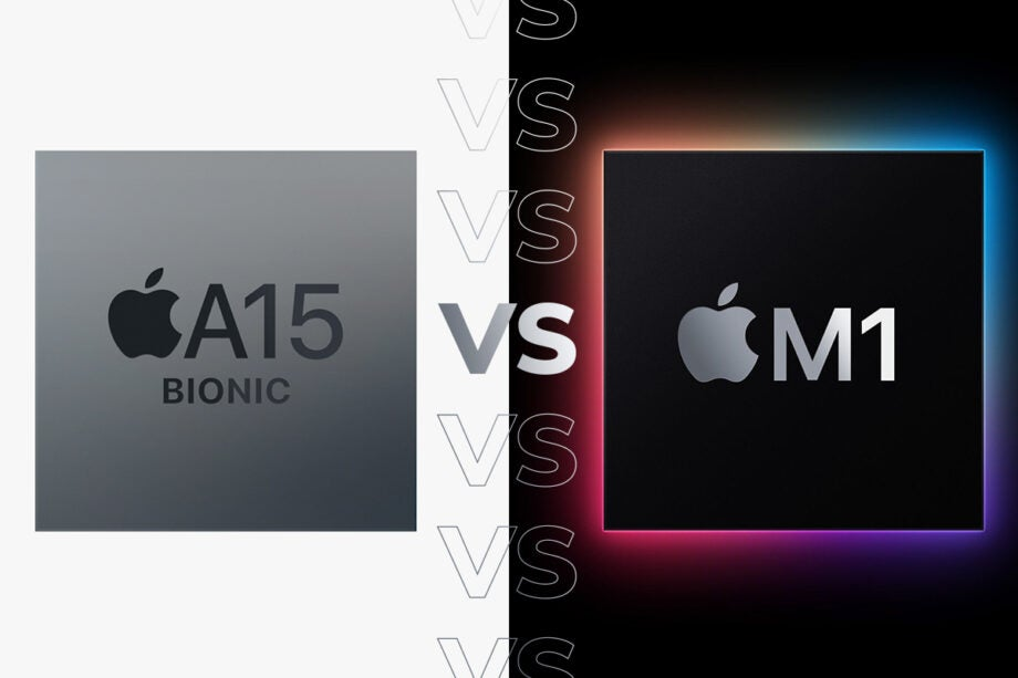 Apple A15 vs Apple M1: which is better?
